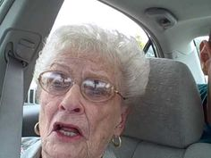 It's a little unsavory sooooo, don't play it where you don't want others to hear.  /  Grandma Telling a Dirty Joke - YouTube