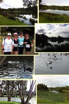 @LisArmstrong - Day 1, late post but early session for Sri Chimnoy - first trail race!