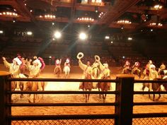 Buffalo bill wild west show