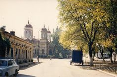 Biserica Dobroteasa, privita dinspre Piata Marasesti Little Paris, Bucharest, Old City, Time Travel, Romania, Life Is Good, Tourism, Street View, Memories