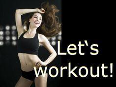 Diese Übung trainiert ARME, PO und RÜCKEN!! Legt los und tut eurem Körper was Gutes: