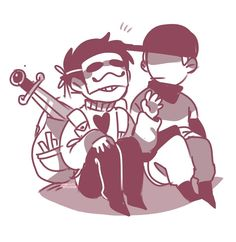 Zacharie and the batter