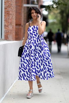 All the Best Street Style From New York Fashion Week   POPSUGAR Fashion UK