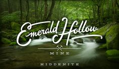 Dig for jewels at the nation's only public emerald mine in North Carolina...this might be fun to do on a vacation.