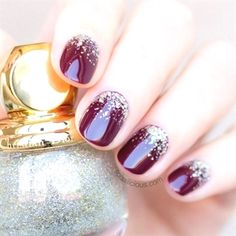 Every bride strives to have everything perfect on her big day. Nails, makeup, a hairstyle – everything should be amazing! Today we've prepared some cool ... #ChristmasNails