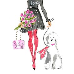 Love is in the air! 5x7 or 8x10 prints, stationery and instant downloads...For your Valentine or just because.... Addicted To Love, Happy February, Old English Sheepdog, Pattern Art, Art Patterns, Fantasy Artwork, Holiday Fashion, Art Sketchbook, Dog Art
