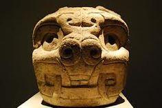Cultura Chavín -  Perú Cabeza Clava .