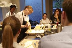 Cooking classes at Stir Boston