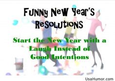 Funny new year resolutions quotes 2015 2016