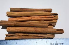 Beautiful organic Ceylon cinnamon. Available in powder form as well and always free shipping. Sweet sweet cinnamon.