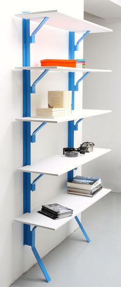 Furniture With Free Delivery Product Iron Furniture, Steel Furniture, Online Furniture, Furniture Design, Shelf Design, Cabinet Design, Wall Shelving Units, Shelves, Craft Ideas