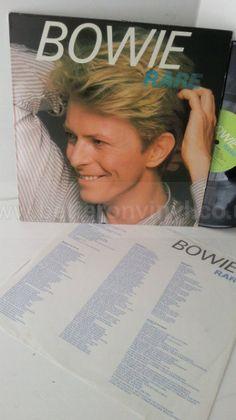 DAVID BOWIE rare, PL 45406 - ROCK, PSYCH, PROG, POP, SHOE GAZING, BEAT Rca Records, David Bowie, Lps, Psych, Lyrics, Shoe, Rock, Zapatos, Shoemaking