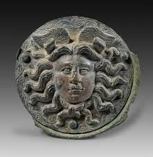 Image result for renaissance medusa mirror
