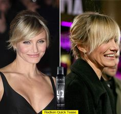 Cameron Diaz's Tousled Bun: Get The Look In 7 Easy Steps