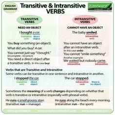 T I verbs
