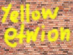 TOUCH this image: Yellowetwion goes interactive by Eirini Zazani