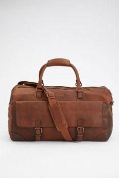 1c93b2300c Holkham Leather Weekender. I love this one! Mens Travel Bag