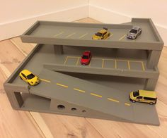 I've been searching the internet for plans to make a toy garage for quite a while. in the end I couldn't find any so I decided to make one myself. The kids have been...