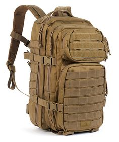 Amazon.com : Red Rock Outdoor Gear Assault Pack (Medium, Coyote Tan) : Gun Ammunition And Magazine Pouches : Sports & Outdoors