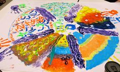 #arttherapy360 inspiration :: ART THERAPY REFLECTIONS: Mandalas in Art Therapy