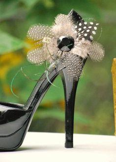 Shoes diy clip