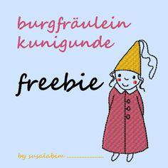Burgfräulein (Freebie)