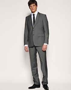 If you're unsure of what to wear to an event, wear a suit without ...
