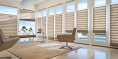 Windows play an important role in enhancing theappearance of our rooms as they are the most noticeable feature, therefore a lot of care must be taken for in decorating them. Many designers rely on windows to develop the perfect brightness factor for aroom, which is an important part of interior decoration – it is very …