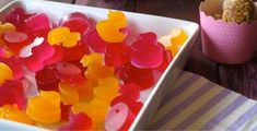 We Just Made Paleo Lollies… Yes For Real Like The Jelly Baby Kind. via The Merrymaker Sisters Healthy Treats, Easy Healthy Recipes, Paleo Recipes, Real Food Recipes, Juice Recipes, Gelatin Recipes, Healthy Kids, Snack Recipes, Paleo Sweets