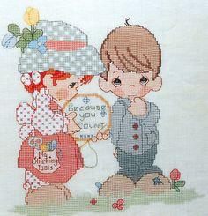 Precious Moments Cross Stitch Patterns Free