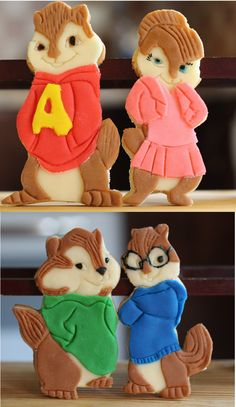 Alvin and the chipmunks Cookies