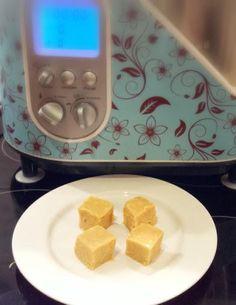 Bellini Intelli White Chocolate and Macadamia Fudge!