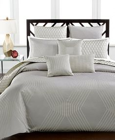 hotel collection keystone bedding collection only at macyu0027s macyscom