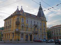 Kolozsvár Berde palota