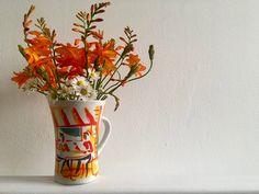 Sunday arrangements Planter Pots, Sunday, Vase, Home Decor, Domingo, Decoration Home, Room Decor, Jars, Vases