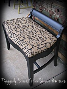 Primitive Chair ~ Simply Sweet Paired With A Vanity Or Desk Or A Great  Accent Piece