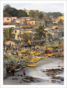 Cape Coast . Ghana