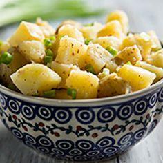 McDougall Recipes Vegan German Potato Salad