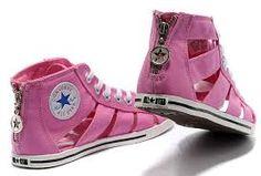 945428a62167e7 2013 Avril Lavigne Style Gladiator Shoes Converse Chuck Taylor All .