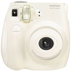 Might use this for a photobooth...Fujifilm Instax Mini 7S Instant Camera (includes Fujifilm Mini Film 10pk)