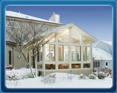 Just like the Four seasons sunroom that is going on my house--can't wait!!