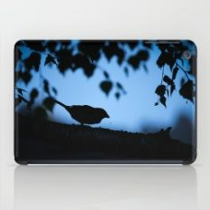 Silhouettes iPad Case
