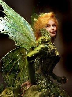 Life-size fairy doll
