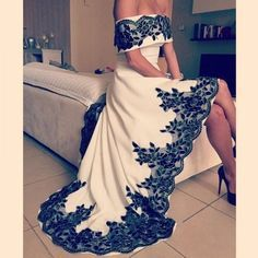 Charming Prom Dress,Long Evening Dress,Formal Dress,High-Low Prom Dresses