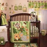 Found it at Wayfair - Jungle Babies Crib Bedding Collection