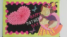Mother's day bulletin board