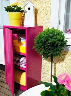 pratik balkon depolama fikirleri kutular raflar dolaplar sedir alti cekmeceler gizli dolaplar sandiklar (12)