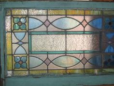 Victorian Stained Glass Patterns | anne victorian homes red glass was often used and the old glass had a ...