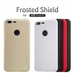 Google pixel XL case cover Nillkin frosted case for Google pixel XL (5.5 inch) with Screen film