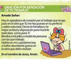 Oración del trabajo